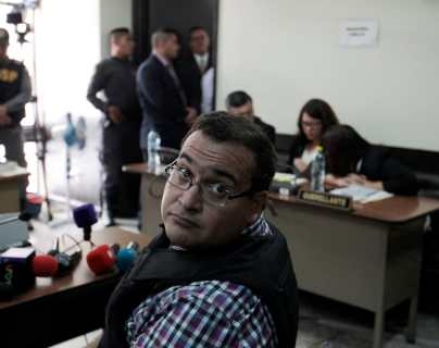 Javier Duarte pide un colchón, lámpara y hablar con los demás reos en Matamoros