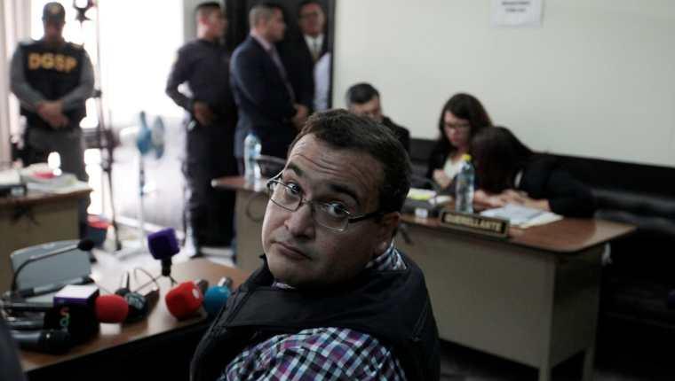 Javier Duarte, exgobernador de Veracruz, México, pide privilegios en la cárcel Matamoros. (Foto Prensa Libre: Reuters)