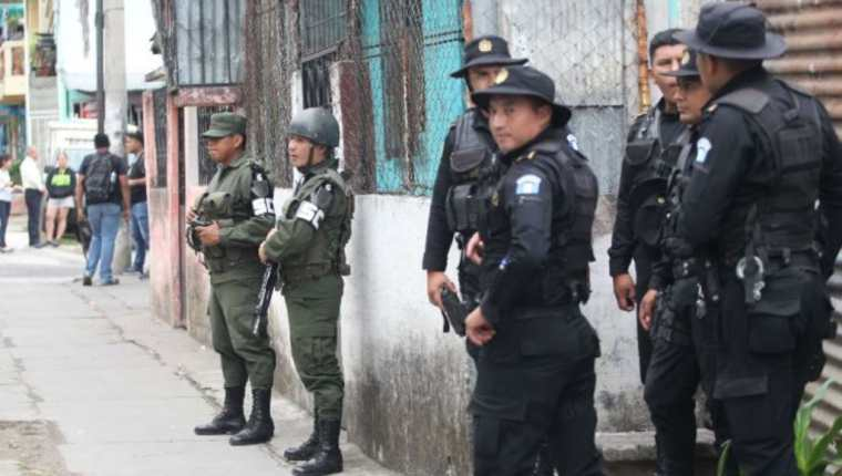 El estado de Sitio propuesto para combatir grupos criminales tendrían vigor en todo el país. (Foto Prensa Libre: Hemeroteca PL)