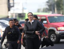 La exvicepresidenta Roxana Baldetti solicitó comparecer por videoconferencia. (Foto Prensa Libre: Hemeroteca PL)