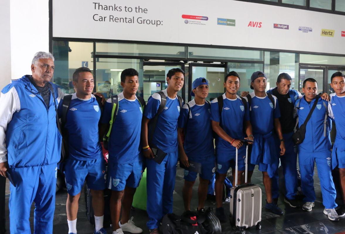Selección Sub 19 regresa llena de alegría por triunfo en el torneo regional de la Uncaf
