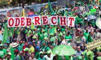 """Se llegó a decir que el caso Odebrecht destapó la """"red de sobornos desde el exterior más grande de la historia"""". GETTY IMAGES"""