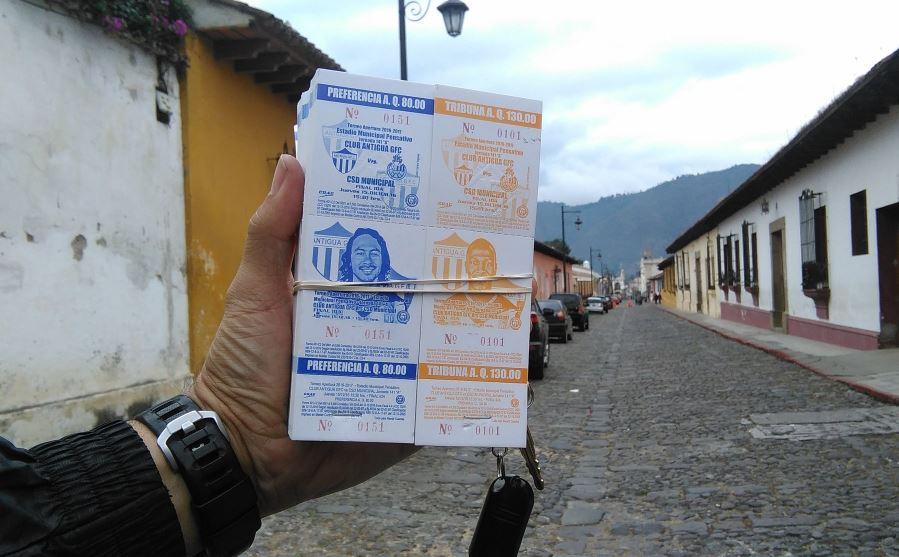 Comienza la preventa de boletos para el duelo Antigua vs Municipal