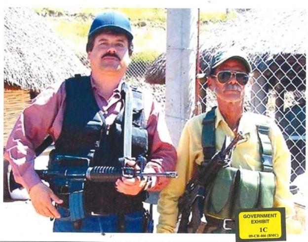 """La defensa de """"El Chapo"""" sostiene que el acusado nunca encabezó el cartel de Sinaloa. AFP"""