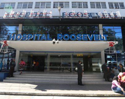 Familiares podrán visitar a pacientes del Hospital Roosevelt en Navidad y Año Nuevo