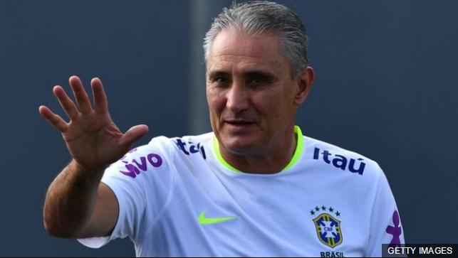 Tite ha implementado en la selección muchos de los métodos que le funcionaron cuando estuvo al frente del Corinthians.