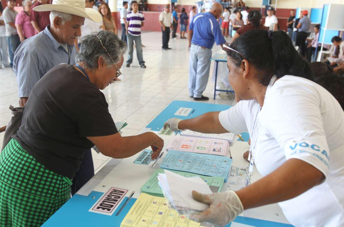 Las reformas a la Ley Electoral hacen que el proceso electoral tenga cambios importantes. (Foto Prensa Libre: Hemeroteca PL)