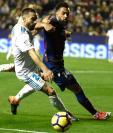 Dani Carvajal es una baja preocupante para el técnico francés del Real Madrid Zinedine Zidane. (Foto Prensa Libre: AFP)