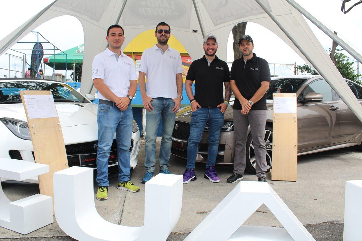 Experiencia Land Rover y Jaguar