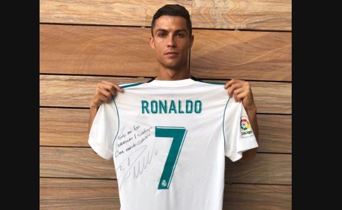 Cristiano Ronaldo Responde A La Familia Del Pequeno Santiago Flores