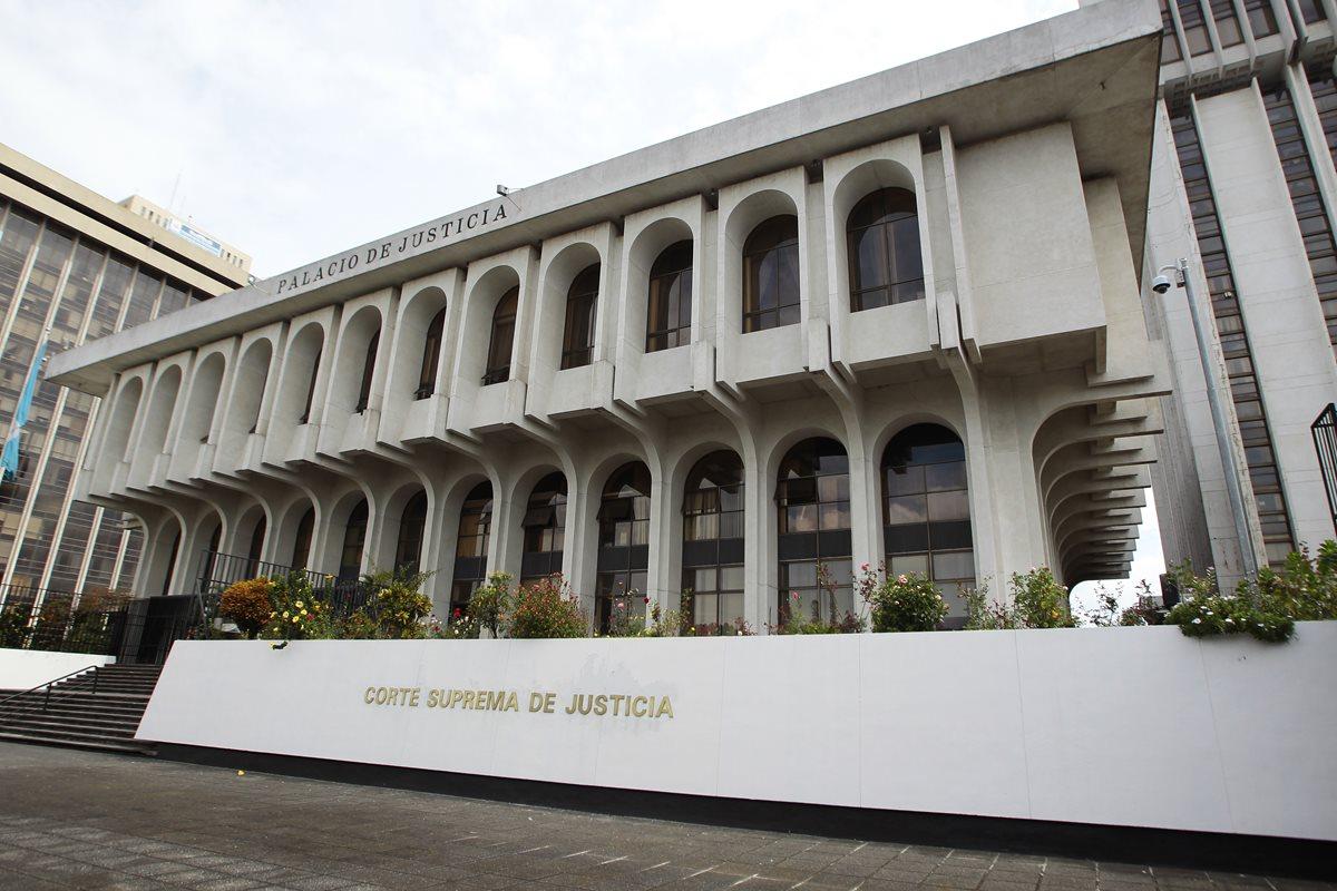 Las reformas al sector justicia son producto de un ejercicio de diálogo a nivel nacional. (Foto Prensa Libre: Hemeroteca PL)