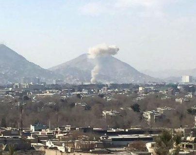 Atentado en Kabul deja al menos 40 personas muertas. (Foto Prensa Libre: Agencias)