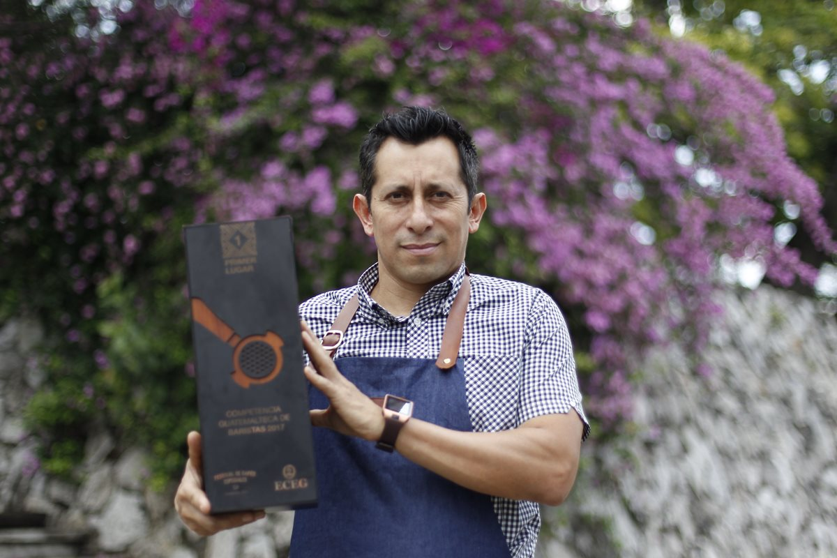 Guatemala brilla con profesionales en cafés de especialidad