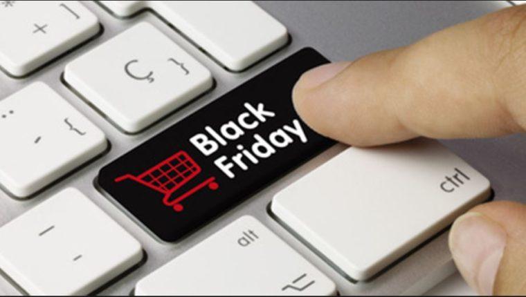 Guatemaltecos optan por comprar en línea durante el Black Friday. (Foto Prensa Libre: Hemeroteca)