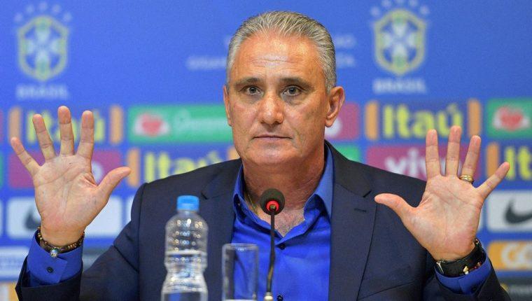 El técnico de Brasil se inclinó por Modric para ser el mejor jugador del 2018. (Foto Prensa Libre: AFP).