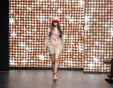 El Mercedes-Benz Fashion Week presentó la creatividad y tendencias de diferentes diseñadores (Foto Prensa Libre: Anna Lucía Ibarra).