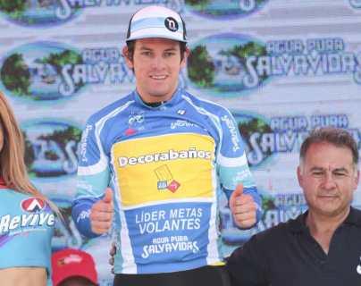 Vuelta a Guatemala 2018 | Dorian Monterroso está a un paso de ganar las metas volantes