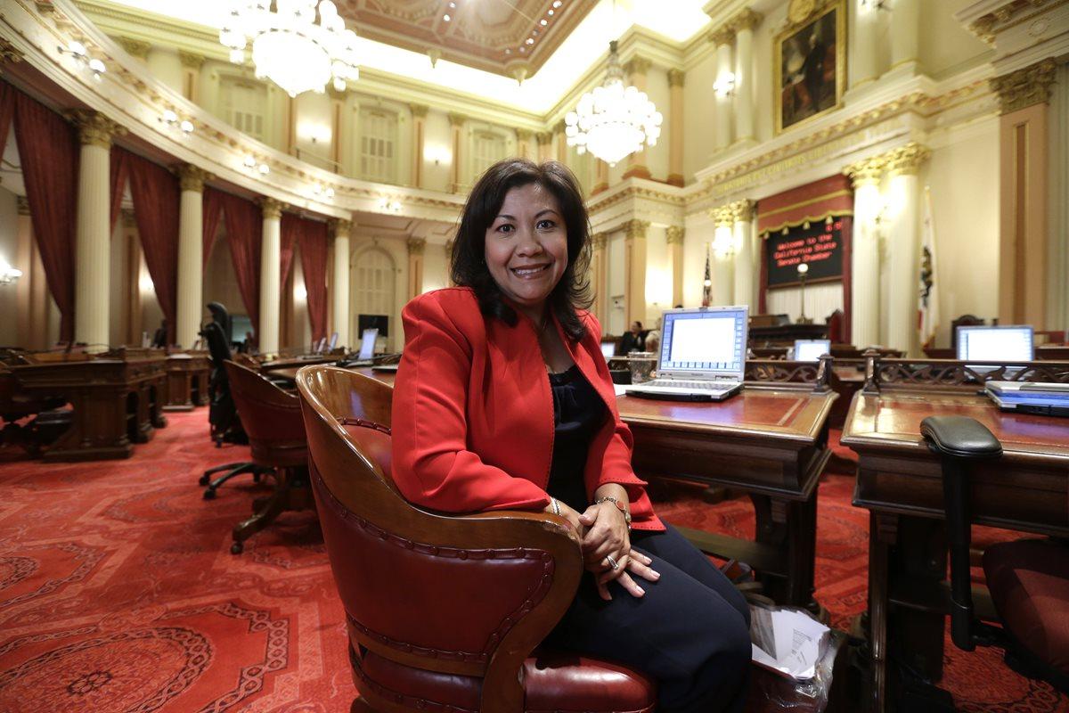 Norma Torres: La lista de corruptos es el primer paso