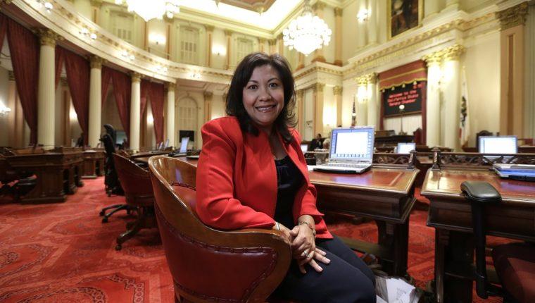 Norma Torres desea reforzar su apoyo a la lucha anticorrupción. (Foto Prensa Libre: Hemeroteca PL)