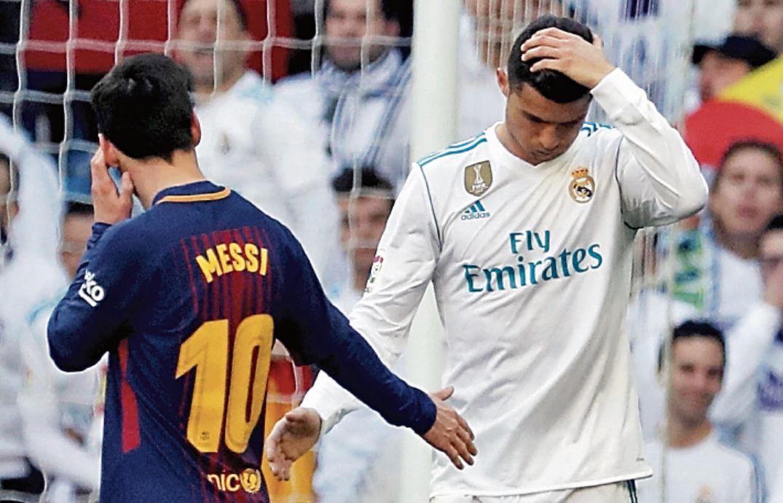 Lionel Messi, por lesión, y Cristiano Ronaldo, que juega en la Juve, serán los grandes ausentes después de 10 años de rivalidad entre ambos. (Foto Hemeretoca PL).