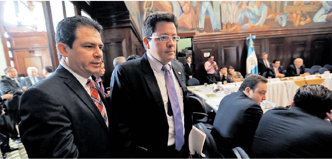Críticas y desacuerdos, los retos de FCN-Nación para lograr aprobación del Presupuesto