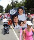 Una de las últimas fotografías tomadas a Cristina Siekavizza. (Foto Prensa Libre: Hemeroteca PL)