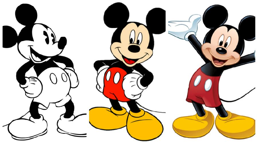 Mickey Mouse El Dibujo Animado Mas Famoso De La Historia Cumple 90