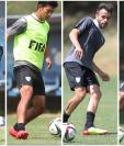 Selección Nacional comienza una nueva era al mando del técnico Wálter Claverí. (Foto Prensa Libre: Francisco Sánchez y Carlos Vicente)