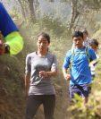 Selección de marcha se entrenó en el Volcán de Agua antes de viajar a México. (Foto cortesía COG)