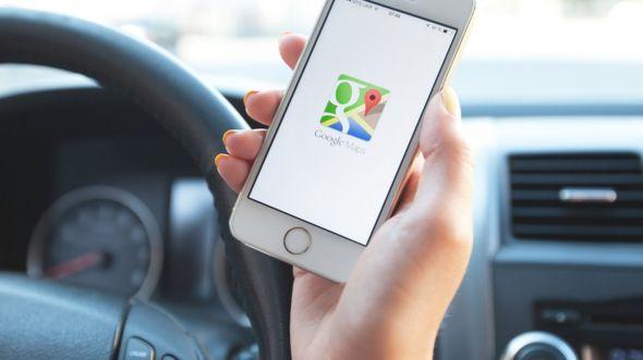 Los datos de Google Maps no siempre son exactos. GETTY IMAGES
