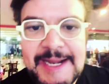 Aleks Syntek publicó un mensaje en contra del reguetón, lo que molestó a varios intérpretes del género (Foto Prensa Libre: Instagram).