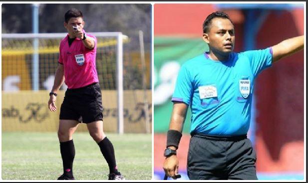 Reyna y Aldana fueron los designados para los partidos de ida de acceso a las semifinales del Clausura 2017. (Foto Prensa Libre: Hemeroteca PL)