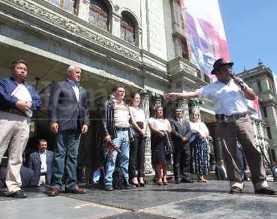 Pedro Esquina de la Conic, un aliado de Otto Pérez Molina y camarada de Joviel Acevedo