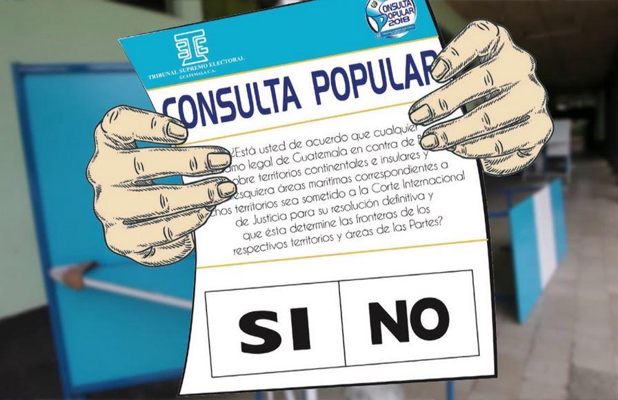 Paso a paso cómo votar en próxima Consulta Popular sobre diferendo con Belice