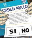 Están habilitadas 7 millones 522 mil 920 personas para emitir el sufragio el próximo 15 de abril. (Ilustración Prensa Libre: Javier Marroquín)