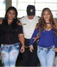Presuntas pandilleras perpetrarían varios ataques, dijeron autoridades policiales. (Foto Prensa Libre: PNC)