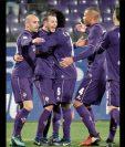 La Fiorentina terminó octava la recién finalizada temporada en la Serie A. (Foto Prensa Libre: Hemeroteca PL)