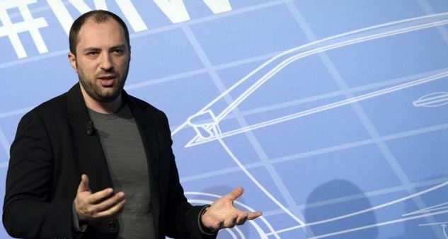 La fortuna de Jan Koum está valuada en US$9 mil 700 millones. (Foto Prensa Libre: Getty Images)
