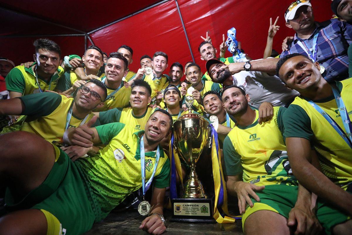 Guastatoya se une al selecto grupo de campeones de provincia