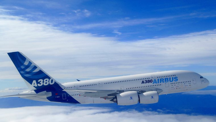 Air Bus planifica vender una flotilla de 114 aviones a Air Irán. (Foto: Airbus.com)