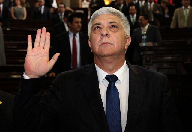 MP pide información financiera del diputado Armando Melgar Padilla