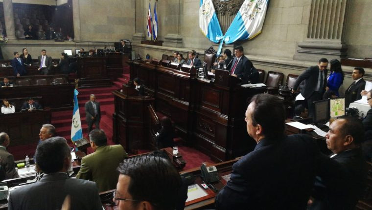 Varios diputados no podrán reelegirse por ser tránsfugas. (Foto Prensa Libre: Hemeroteca PL)