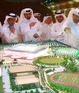 El Mundial de Qatar marcha sin ningún problema en su organización. (Foto Redes).