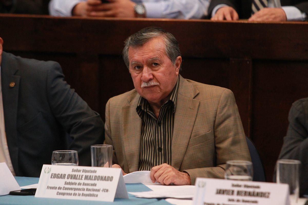 Guatemala pide captura internacional del diputado Edgar Ovalle vinculado al caso Creompaz