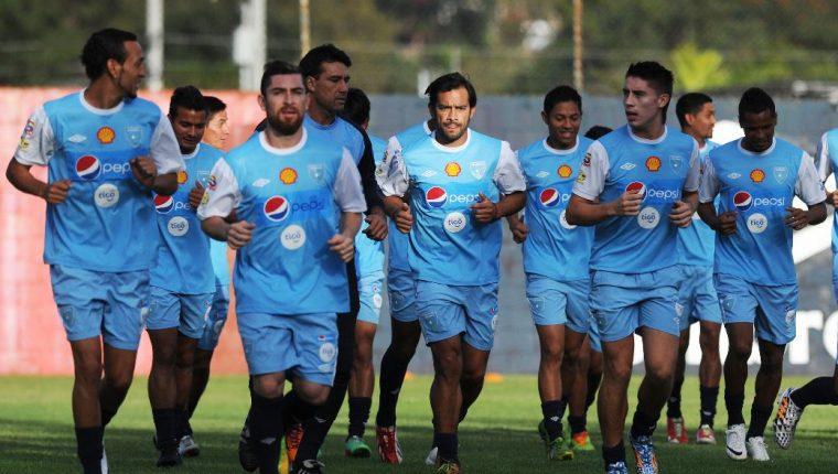 Para que la Selección Nacional vuelva a competir internacionalmente es necesario la aprobación de los estatutos. (Foto Prensa Libre: Hemeroteca PL)