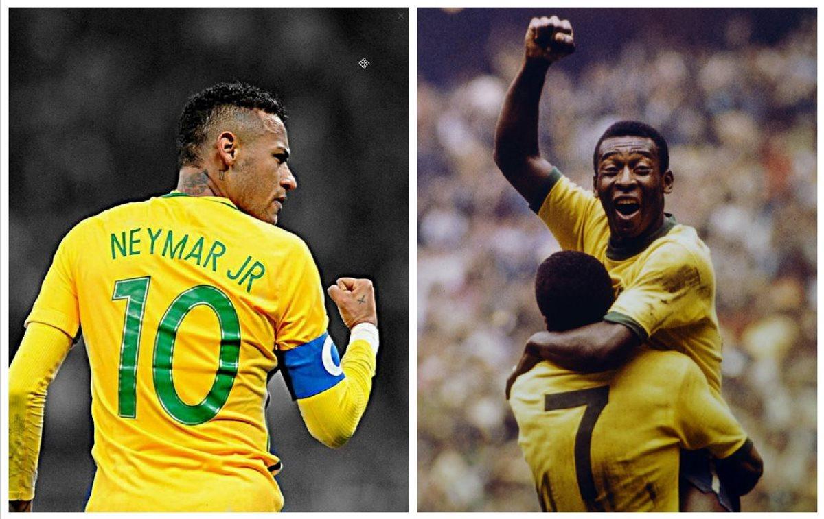 El expresidente de Brasil Luiz Inácio Lula aseguró que Pelé no tiene comparación. (Foto Redes).