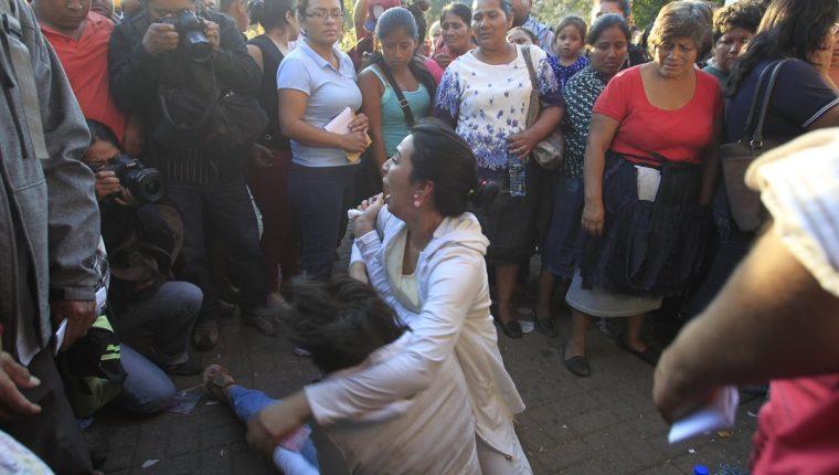Comité de la ONU denuncia abusos y tráfico de menores ocurridos en el Hogar Seguro Virgen de la Asunción. (Foto Prensa Libre: Hemeroteca PL)