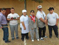 Jóvenes guatemaltecos destacan por su talento y habilidades. (Fotos Prensa Libre, Brenda Martínez)