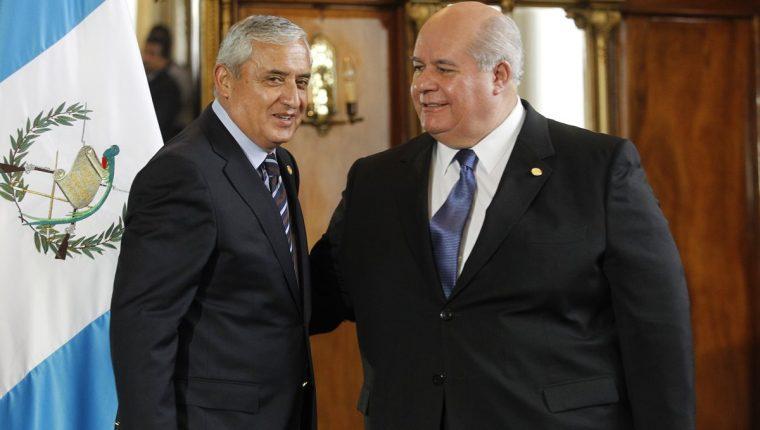 Julio Ligorría fungió como embajador de Guatemala en Washington DC, EE.UU. en el periodo de septiembre del 2013 a noviembre del 2015. (Foto HemerotecaPL)