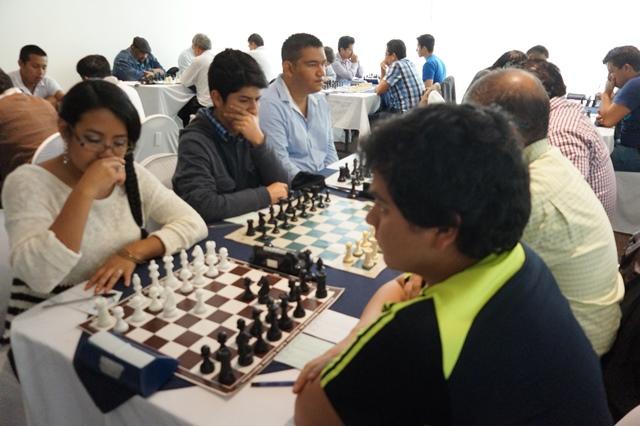 Para los mejores en ajedrez